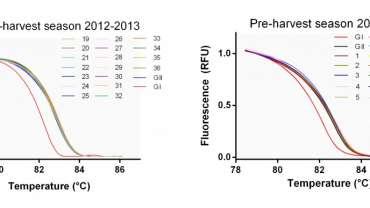 HRM-Analisis-Alta Resolución-Fusion-laboratorio-fitopatologico-Chile